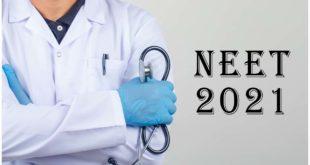 NEET 2021 dates